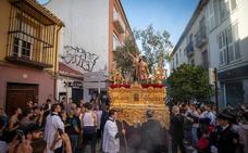 El paso del Huerto sale de procesión esta tarde por Granada
