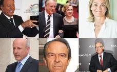 Las 100 personas más ricas de España: la lista completa