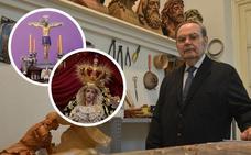 Fallece Antonio Dubé de Luque, autor de varias imágenes de la Semana Santa de Granada