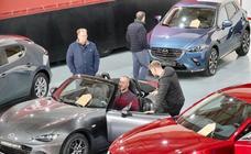 Paseamos entre los mejores coches de la Feria del Motor de Granada
