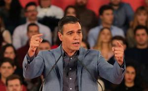 El PSOE confía en su victoria pero teme un resultado ingestionable