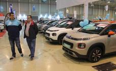 Salón del Automóvil en Jaén: A por un coche nuevo a precio 'viejo'