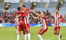Las mejores jugadas del UD Almería - Zaragoza