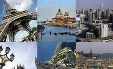 Las 50 ciudades más bonitas del mundo