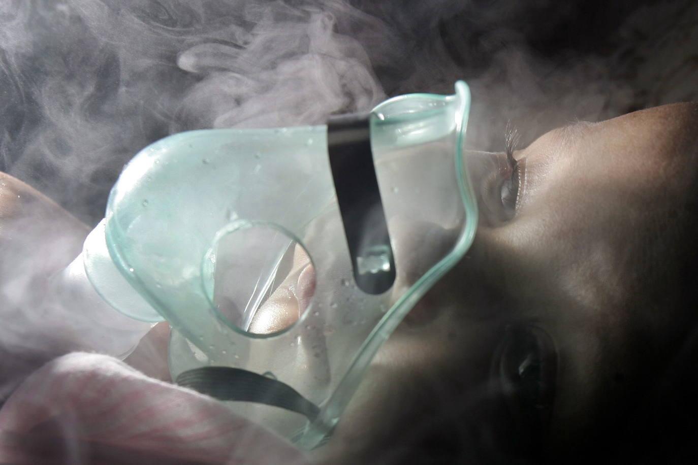 Cada 39 segundos muere un niño por neumonía, según un informe de la ONU