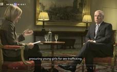 El príncipe Andrés se retira de la vida pública tras el escándalo con Jeffrey Epstein