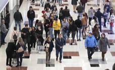 Miles de granadinos aprovechan el Black Friday para sus compras