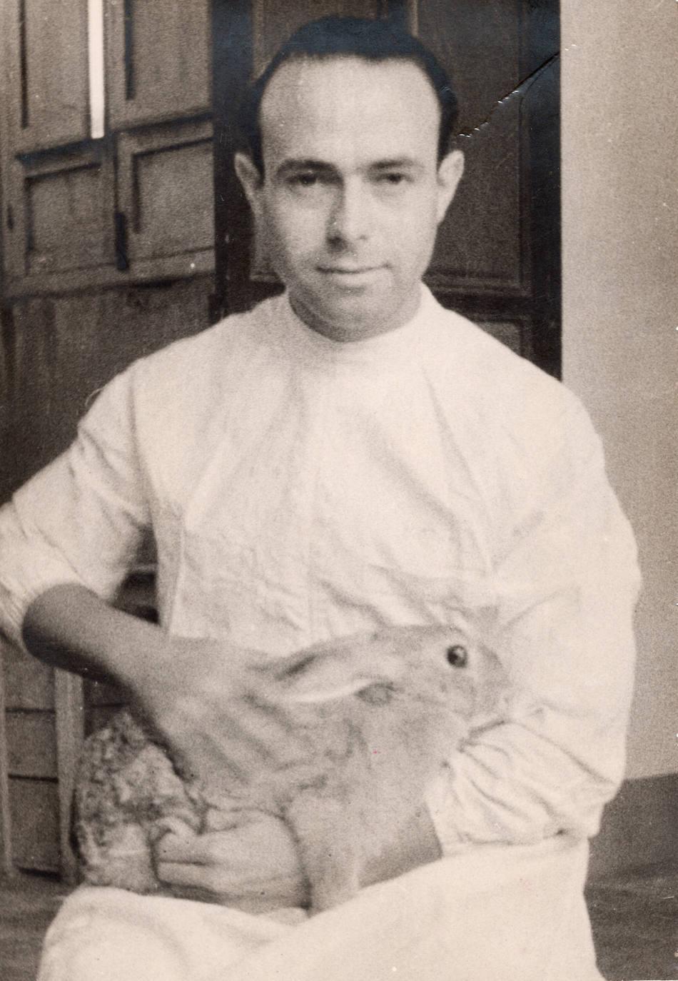 Antonio Chamorro en 1934