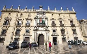 Piden casi 5 años de cárcel para un joven por pegar al agente que le descubrió vendiendo droga en Granada