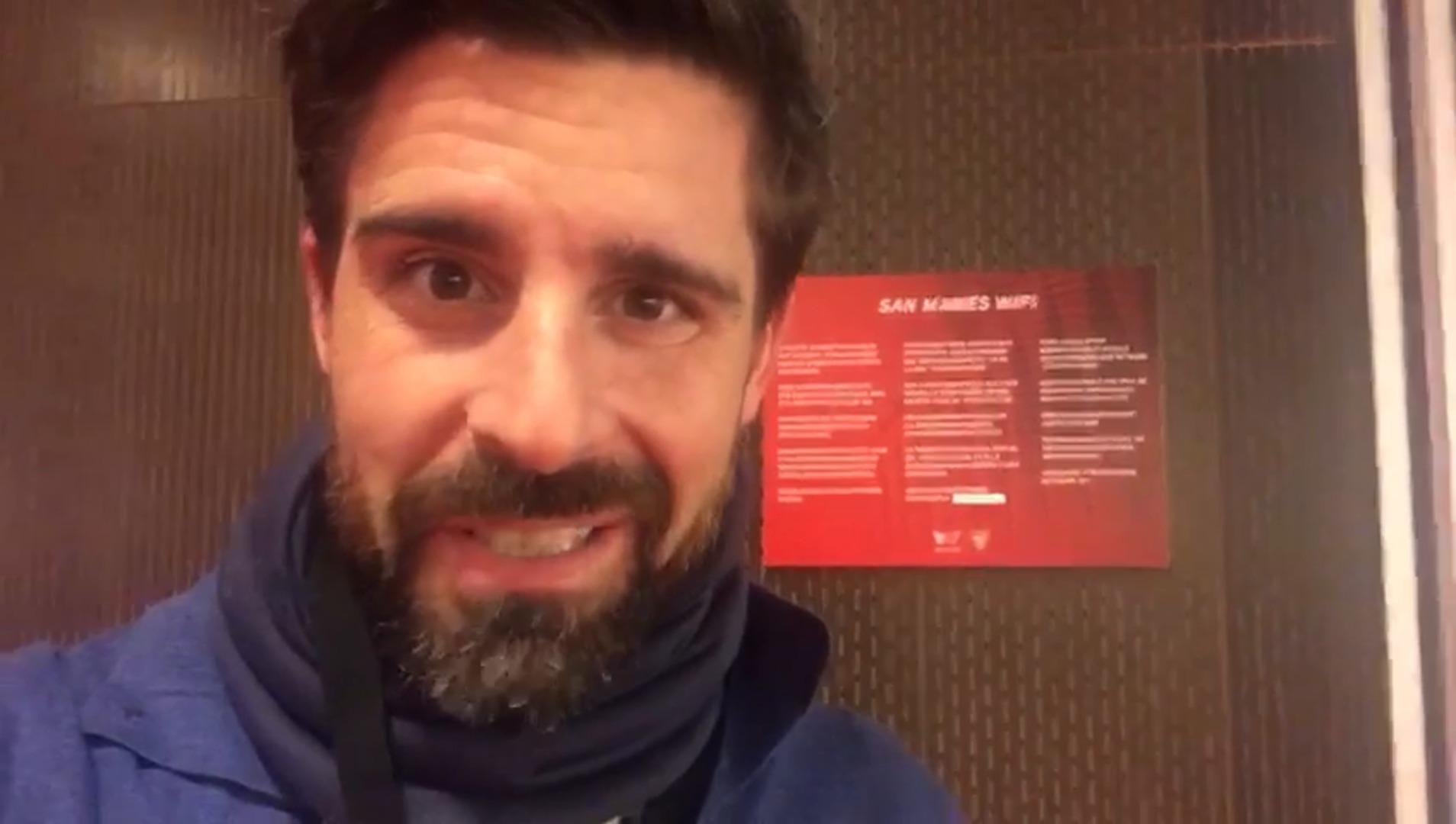 El jefe de Deportes de IDEAL, Rafael Lamelas, analiza la derrota del Granada ante el Athletic