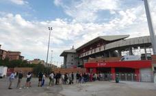 Las entradas para el partido del Alavés, entre los 30 y los 50 euros