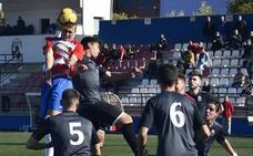 El Granada Juvenil gana al Nervión (1-0)