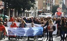 Carrera del 'Día internacional de las personas con discapacidad'