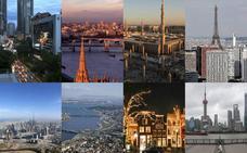 Las 33 ciudades del mundo más visitadas