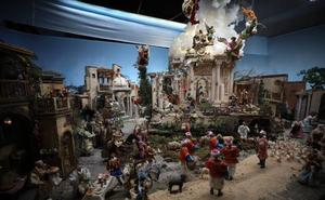 Los 10 belenes cofrades para visitar esta Navidad en Granada