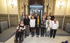 La Subdelegación del Gobierno acoge el acto de reconocimiento de 'Granadinas por la Libertad'
