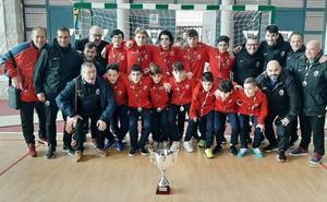 La selección almeriense infantil se proclama campeona de Andalucía