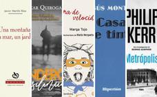 Los libros que se publican esta semana