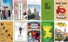 Diez libros ilustrados para dar la vuelta al mundo estas navidades