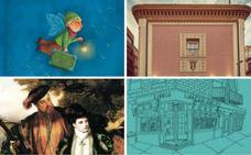 Así son los libros más recientes en España