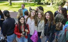 Erasmus triunfa entre los universitarios andaluces y poco entre los riojanos
