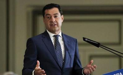 Moreno quiere que la eurorregión Alentejo-Algarve-Andalucía sea puntera en la lucha contra incendios al asumir su presidencia