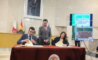 Junta y Ayuntamiento dan luz verde a 24 millones para «garantizar el agua»
