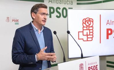El PSOE critica el 'castin' del PP para buscar rival a Moreno en las elecciones