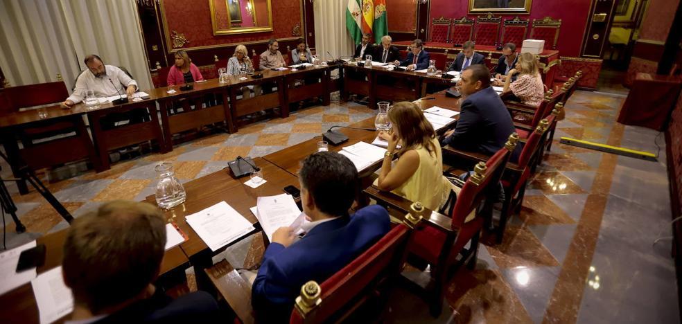 La oposición recibe con frialdad el borrador de presupuestos municipales