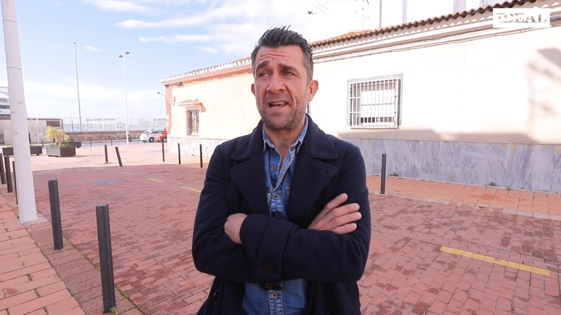 Alonso Jiménez: «Cuando estás en la casa de Gran Hermano puede darte ansiedad no poder salir a comprar pipas»