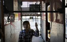 Poner la oreja en el otro lado de China