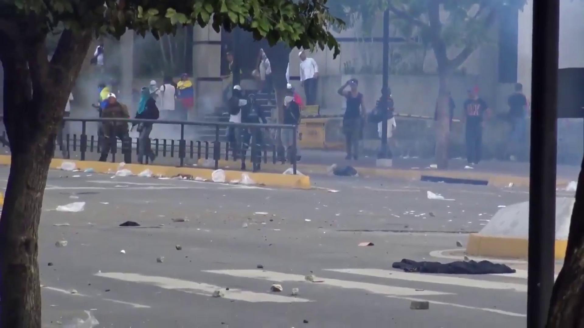 Venezuela alcanzó un récord de manifestaciones en 2019