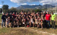Rugby Almería Playcar gana y mete un pie en la permanencia