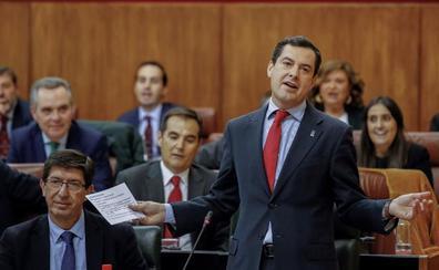 Moreno lleva hoy su primer año de gobierno al examen de la oposición