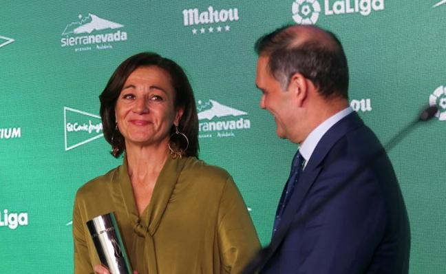 Sierra Nevada homenajea a Blanca Fernández Ochoa