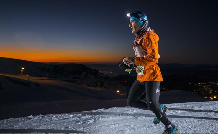 Encuéntrate en la espectacular Snow Running de Sierra Nevada