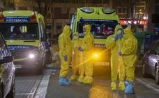 Sanidad desactiva en Valladolid el protocolo del coronavirus y da el alta a la paciente china