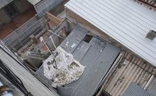 El edificio de Mano del Hierro será derribado por fases para prevenir daños en el entorno