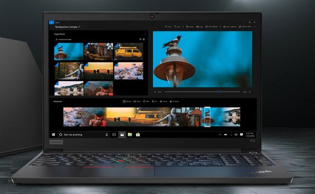 Nuevos portátiles empresariales Lenovo Thinkpad E14 y E15