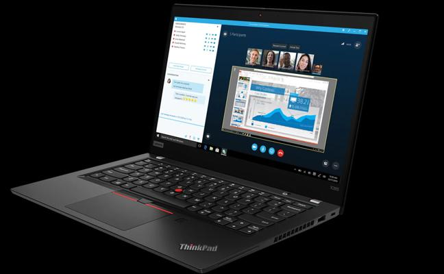 Ofertas exclusivas en portátiles empresariales Lenovo con procesador AMD