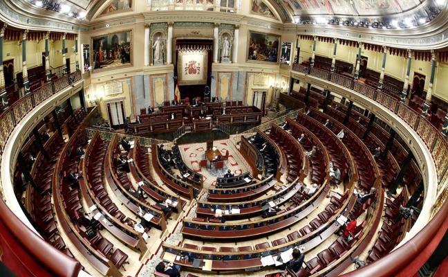Sánchez logra que el Congreso apoye prorrogar el estado de alarma pero no se libra de la crítica