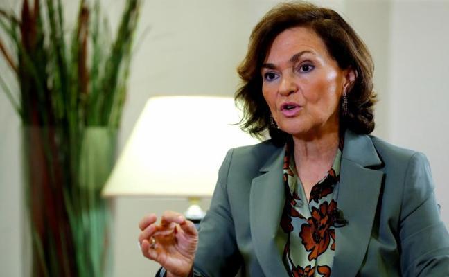 Calvo evita ceder las riendas de la comisión que prepara el Consejo de Ministros