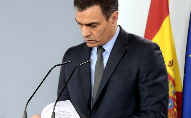 El Gobierno siembra el desconcierto con el decreto sobre actividades «no esenciales»