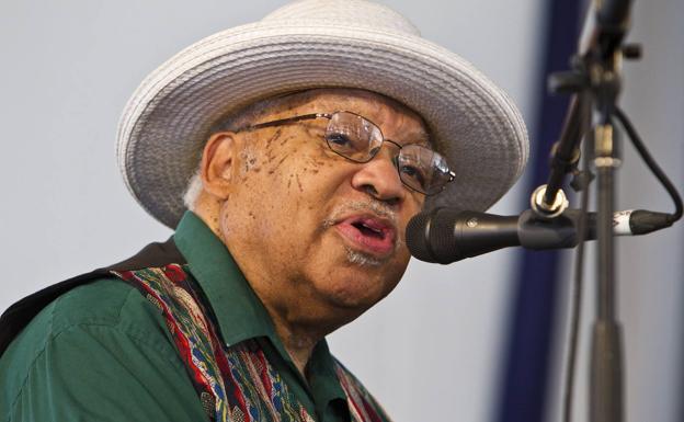 Ellis Marsalis Jr., uno de los maestros del jazz. /Efe