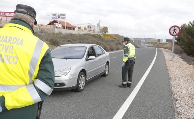 La Delegación del Gobierno en Andalucía intensifica los controles ...