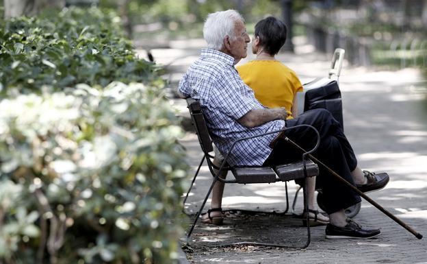 Las cantidades máximas y mínimas de la pensión de jubilación en España