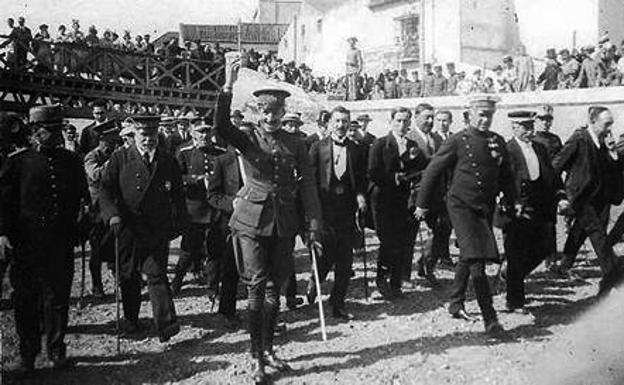 Alfonso XIII: el rey que inauguró el Cable Inglés