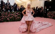 Nicki Minaj anuncia que está embarazada de su primer hijo
