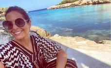 Nuria Roca y su lección de estilo en Menorca