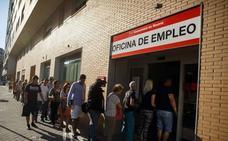 El empleo se estanca en pleno agosto con apenas 6.822 cotizantes más